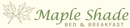 Maple Shade B&B Logo